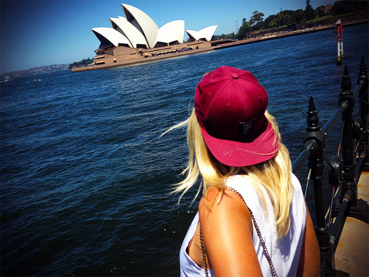 the best look at the famous opera house in sydney