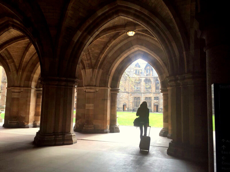 Glasgow Sights and Harry Potter Magic