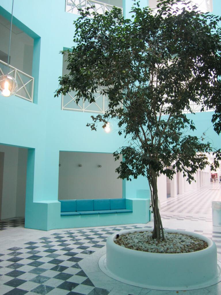turquoise campus at Copenhagen business school