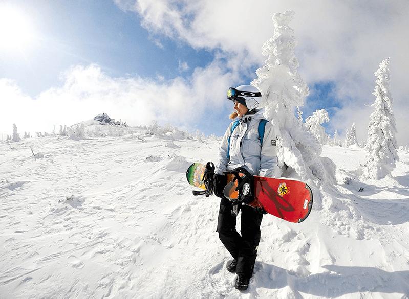 Snowboarding Poland