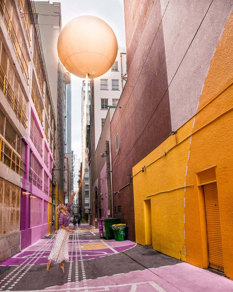 alley top is definitely a street you should check out to let your creative mind go wild