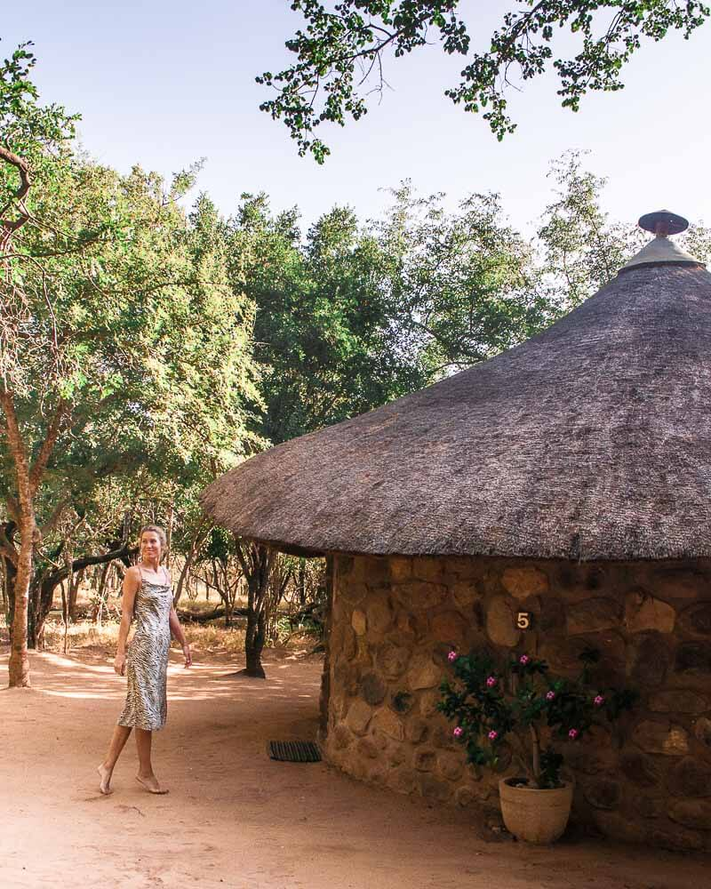 safari experiences at blyde river canyon in a traditional african chalet
