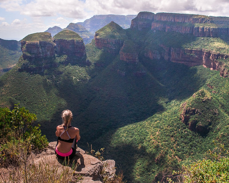 the panorama route at blyde river canyon is a true gem and should definitely be on your agenda of your best safari in south africa itinerary