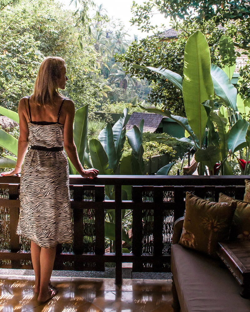 located right in the middle of the famous tegalalang rice terraces the one world ayurveda center provides the perfect oasis for a healing treatment