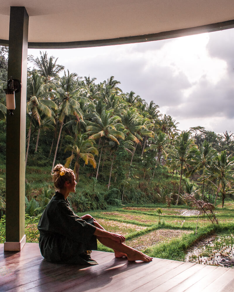 the one world ayurveda center in bali is a true oasis close to ubud in the heart of bali